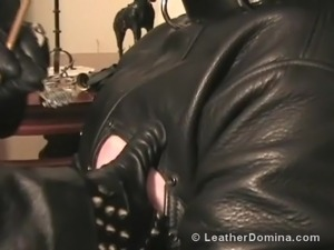 free leather sex videos