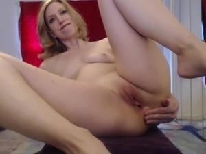 latin masturbating pussy and asshole