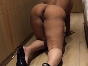 Indian aunty ass