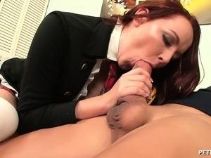 Redhead nude videos