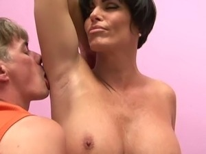 mom gets sons girlfriend porn