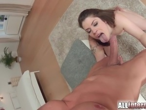 asian creampie anal