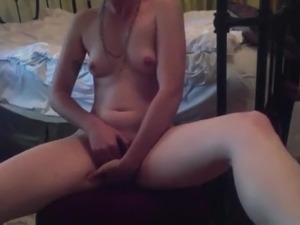 shaved pussy dripping creampie