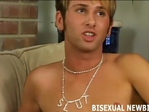 A bisexual threesome is the best of both worlds