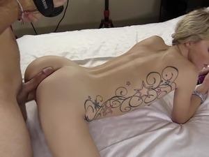 naked skinny porn video