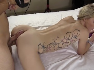 skinny pussy video