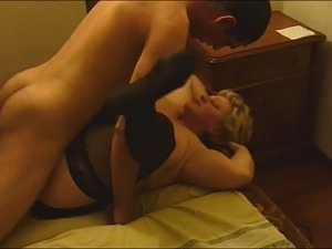 amateur wife friend blowjob