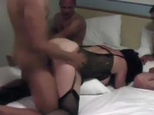 white girls gangbanged by black cock