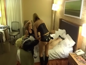 amateur video sissy crossdresser