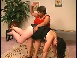 butt fucking spanking video