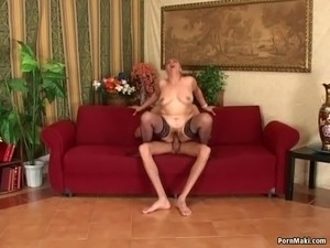 anal threesome grannies