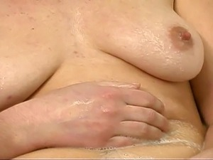 small girl takes huge cum facial