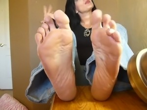 anal foot sex