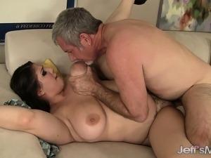 Plumper big tits