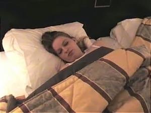 sexy sleeping beauties