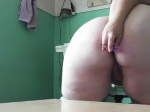 painful anal bbw interracial