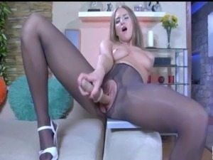 pantyhose babes video