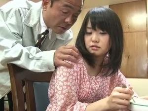 remote asian secretary vibrator video