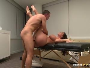 Massage sex spy cam
