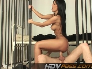 prison sex video women