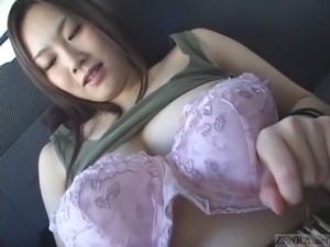 Hot girl with vibrator