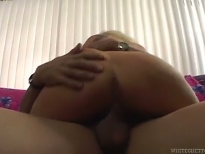 hot blonde boobs fucking dick