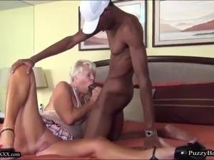 Big plump threesomes
