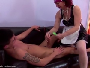 mom mother ass anal friends son