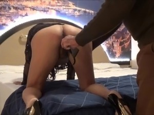 ready whip in girl ass