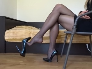 full length high heel sex movie