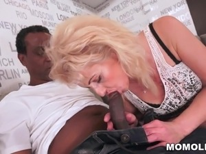 do black guys eat pussy