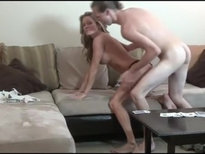 mom and son amateur sex