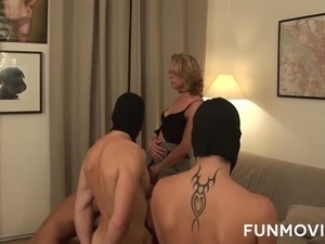 mature wife bondage amatuer home video