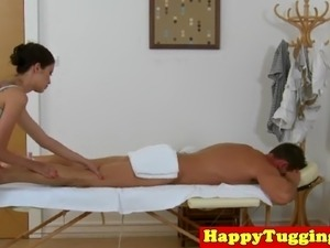 naked masseuse girl