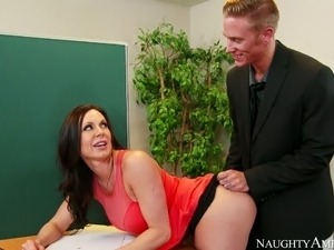 hardcore porn milfs office