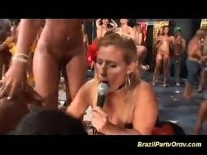 brazil beach video young
