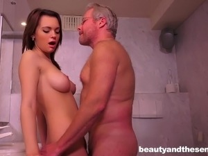 face in toilet anal sex