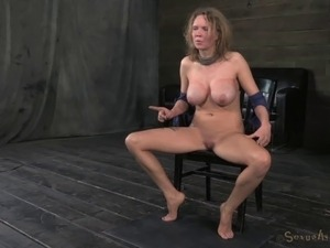 black nipples tortured