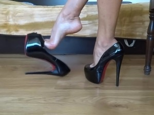 high heel fuck videos