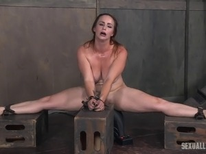 tit torture interracial black cock