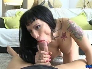 huge tits and dicks in titjob