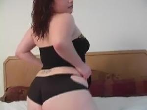 naked latina video