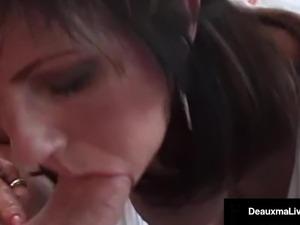 Deauxma lesbian videos