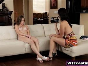 sexy girls getting stripped