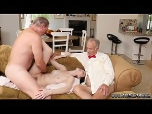 old man and young girl sex