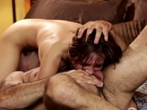 old couple threesome porn