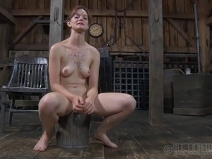 young pussy spanked