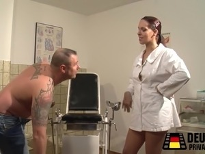 naughty asian nurse blowjob video free