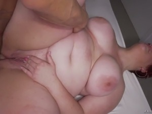 girl fucked in ass and cums