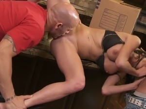 Julia ann threesome